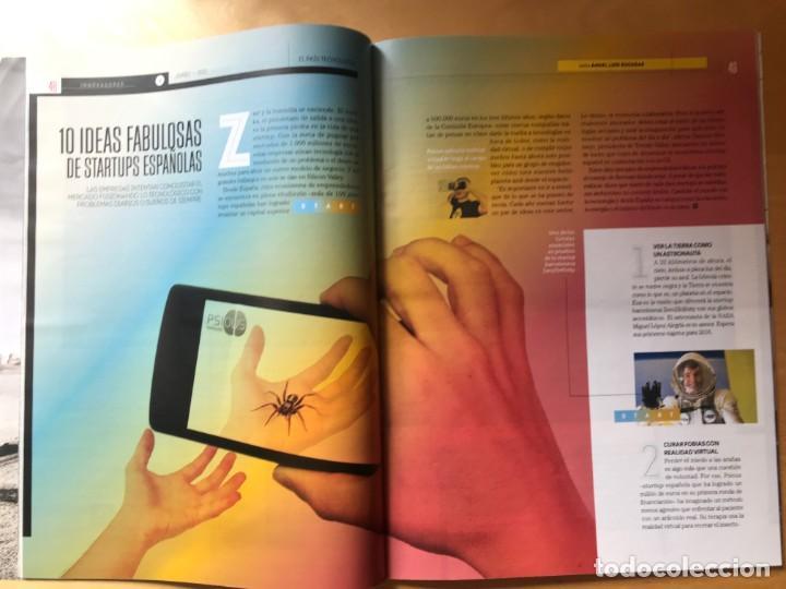 Coleccionismo de Periódico El País: REVISTA TECNOLOGÍA EL PAÍS - JUNIO 2015 - Foto 2 - 202421583