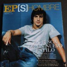 Coleccionismo de Periódico El País: EL PAIS SEMANAL Nº 1485. 2005. FERNANDO ALONSO. ICONOS DEL CINE. Lote 202672457