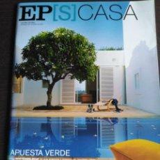 Coleccionismo de Periódico El País: EL PAIS SEMANAL. 2005. EXTRA CASA OTOÑO. SOSTENIBILIDAD. Lote 202675798