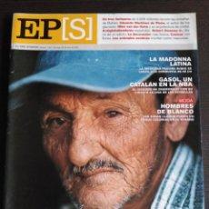 Coleccionismo de Periódico El País: EL PAIS SEMANAL Nº 1291. 2001. PAULINA RUBIO. PAU GASOL. Lote 202754906