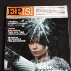 Coleccionismo de Periódico El País: EL PAIS SEMANAL Nº 1300. 2001. BJÖRK. MALLORCA. Lote 202755612
