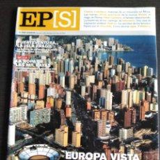 Coleccionismo de Periódico El País: EL PAIS SEMANAL Nº 1336. 2002. EUROPA DESDE EL CIELO. FUERTEVENTURA. Lote 202768225