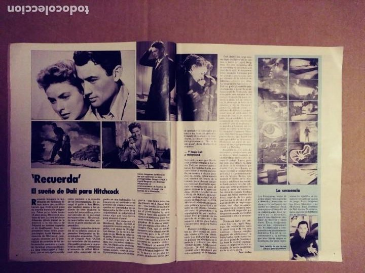 Coleccionismo de Periódico El País: TELE PAIS: N:10/AÑO 1.16 DE DICIEMBRE DE 1988.SUPLEMENTO SEMANAL. TV & RADIO. - Foto 2 - 203004392