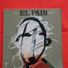 Coleccionismo de Periódico El País: EL PAIS DE NUESTRAS VIDAS DE 1976 A 2001 6 MAYO 2001 25 AÑOS IMPECABLE 380 PAG. Lote 204341363