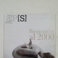 Coleccionismo de Periódico El País: EL PAÍS SEMANAL. BIENVENIDOS AL 2000 (REVISTA) MIQUEL BARCELÓ, JAVIER MARÍAS. TDKC57. Lote 207219997