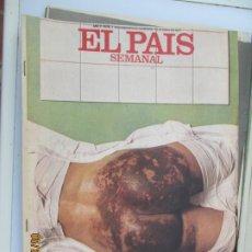 Collectionnisme de Journal El País: EL PAIS SEMANAL REVISTA Nº 2 - ABRIL 1977 - EL LENGUAJE DE LOS CUERPOS , CASTILLA DEL PINO. Lote 209703547