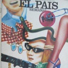 Collectionnisme de Journal El País: EL PAIS SEMANAL REVISTA Nº 148 FEBRERO 1980 - 1960-1980 TODO LO QUE LA JUVENTUD SE HA PUESTO ENCIMA. Lote 209944912