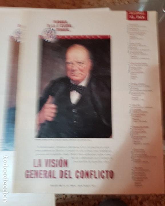 Coleccionismo de Periódico El País: LOTE 8 FASCÍCULOS COLECCIONABLES - MEMORIA SEGUNDA GUERRA MUNDIAL - EL PAÍS - COMPLETO SIN TAPAS - Foto 2 - 212620258