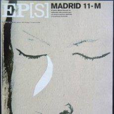 Coleccionismo de Periódico El País: EP[S] EL PAÍS SEMANAL, Nº 1437, 11 DE ABRIL DE 2004 – MADRID 11-M – MIGUEL BARCELÓ. Lote 214140083