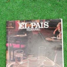 Collectionnisme de Journal El País: EL PAIS SEMANAL 1990 N 702 22/09/90 LOS CAFES DE EUROPA. Lote 214449405