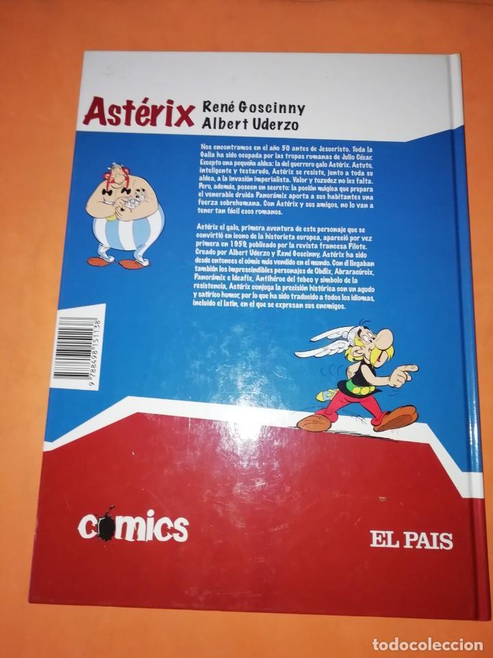 Coleccionismo de Periódico El País: ASTERIX EL GALO. DIARIO EL PAIS. 2005. - Foto 2 - 215426240
