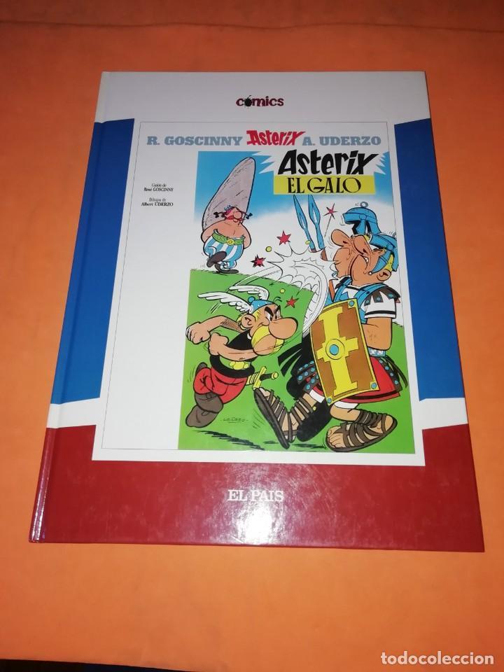 ASTERIX EL GALO. DIARIO EL PAIS. 2005. (Coleccionismo - Revistas y Periódicos Modernos (a partir de 1.940) - Periódico El Páis)