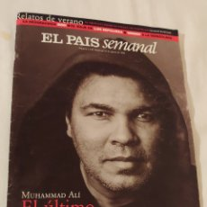 Coleccionismo de Periódico El País: REVISTA SEMANAL EL PAÍS NÚMERO 1142 AÑO EN 1998. Lote 220292578