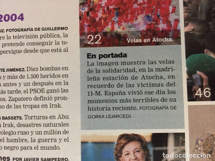 Coleccionismo de Periódico El País: EL PAIS SEMANAL Nº 1474 DICIEMBRE 2004 11M 11 M 11 DE MARZO - Foto 3 - 221510948