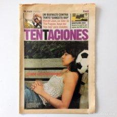 Coleccionismo de Periódico El País: EL PAÍS DE LAS TENTACIONES - NÚMERO 465 - 20 SEPTIEMBRE 2002. Lote 221976585