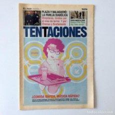 Coleccionismo de Periódico El País: EL PAÍS DE LAS TENTACIONES - NÚMERO 474 - 22 NOVIEMBRE 2002. Lote 221976660