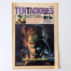Coleccionismo de Periódico El País: EL PAÍS DE LAS TENTACIONES - 10 MAYO 2002. Lote 221976768