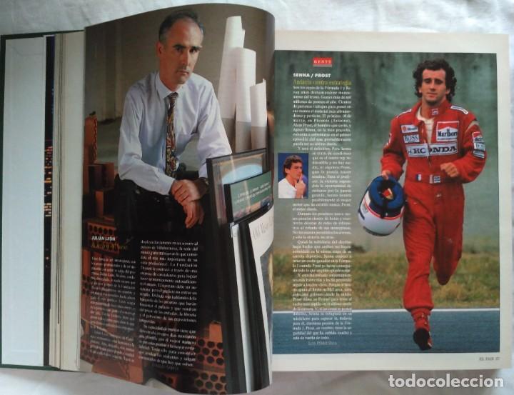 Coleccionismo de Periódico El País: REVISTAS EL PAIS ENCUADERNADO EN 3 TOMOS 1991 (23 REVISTAS) - Foto 5 - 224998255