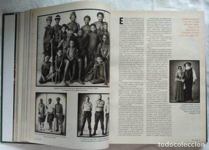 Coleccionismo de Periódico El País: REVISTAS EL PAIS ENCUADERNADO EN 3 TOMOS 1991 (23 REVISTAS) - Foto 7 - 224998255