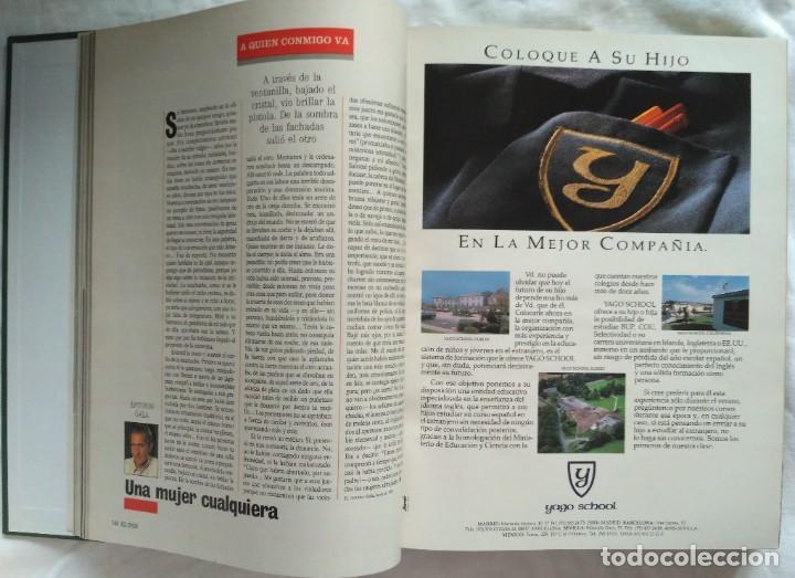 Coleccionismo de Periódico El País: REVISTAS EL PAIS ENCUADERNADO EN 3 TOMOS 1991 (23 REVISTAS) - Foto 14 - 224998255