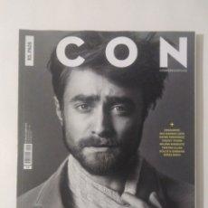 Collezionismo di Periódico El País: ICON. Nº20. EL PAÍS. OCTUBRE 2015. DANIEL RADCLIFFE. Lote 226854610