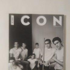 Collectionnisme de Journal El País: ICON. Nº58. EL PAÍS. DICIEMBRE 2018.. Lote 226902467