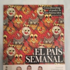 Coleccionismo de Periódico El País: EL PAÍS SEMANAL. NÚMERO 2095. Lote 227618985