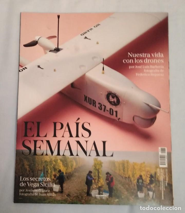EL PAÍS SEMANAL. NÚMERO 2153 (Coleccionismo - Revistas y Periódicos Modernos (a partir de 1.940) - Periódico El Páis)