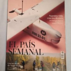 Coleccionismo de Periódico El País: EL PAÍS SEMANAL. NÚMERO 2153. Lote 227687675