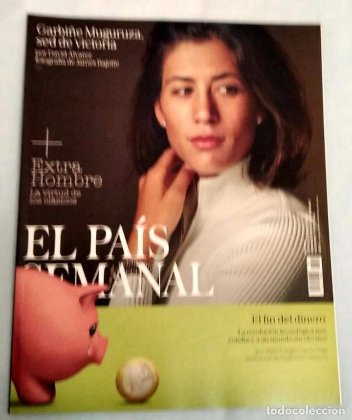 EL PAÍS SEMANAL. NÚMERO 2141 (Coleccionismo - Revistas y Periódicos Modernos (a partir de 1.940) - Periódico El Páis)