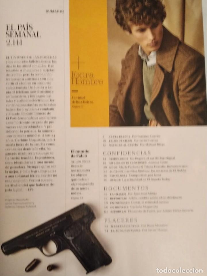 Coleccionismo de Periódico El País: El País semanal. Número 2141 - Foto 3 - 227688620