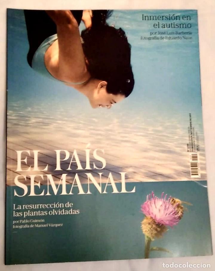 EL PAÍS SEMANAL. NÚMERO 2139 (Coleccionismo - Revistas y Periódicos Modernos (a partir de 1.940) - Periódico El Páis)