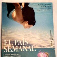 Coleccionismo de Periódico El País: EL PAÍS SEMANAL. NÚMERO 2139. Lote 227689110