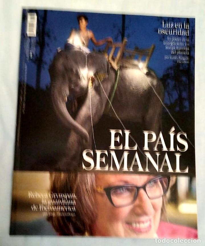 EL PAÍS SEMANAL. NÚMERO 2092 (Coleccionismo - Revistas y Periódicos Modernos (a partir de 1.940) - Periódico El Páis)