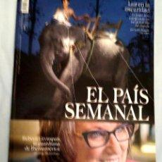 Coleccionismo de Periódico El País: EL PAÍS SEMANAL. NÚMERO 2092. Lote 227689985
