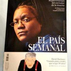 Coleccionismo de Periódico El País: EL PAÍS SEMANAL. NÚMERO 2089. Lote 227691245