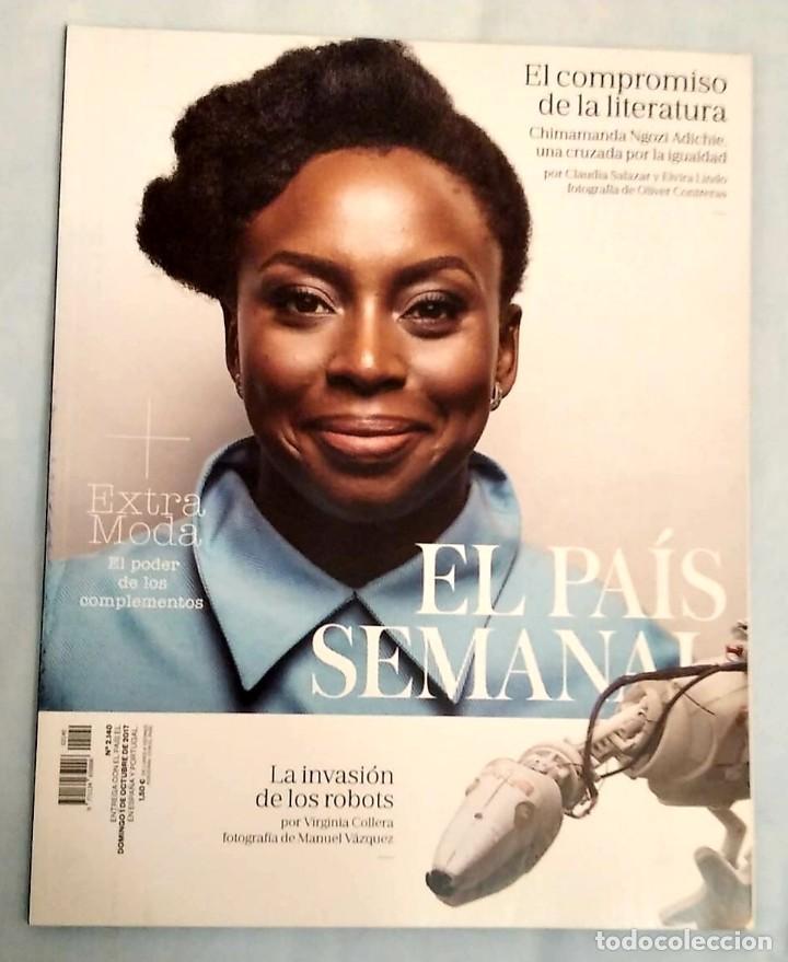 EL PAÍS SEMANAL. NÚMERO 2140 (Coleccionismo - Revistas y Periódicos Modernos (a partir de 1.940) - Periódico El Páis)