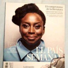 Coleccionismo de Periódico El País: EL PAÍS SEMANAL. NÚMERO 2140. Lote 227691625