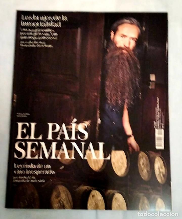 EL PAÍS SEMANAL.NUMERO 2138 (Coleccionismo - Revistas y Periódicos Modernos (a partir de 1.940) - Periódico El Páis)