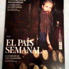 Coleccionismo de Periódico El País: EL PAÍS SEMANAL.NUMERO 2138. Lote 227692549