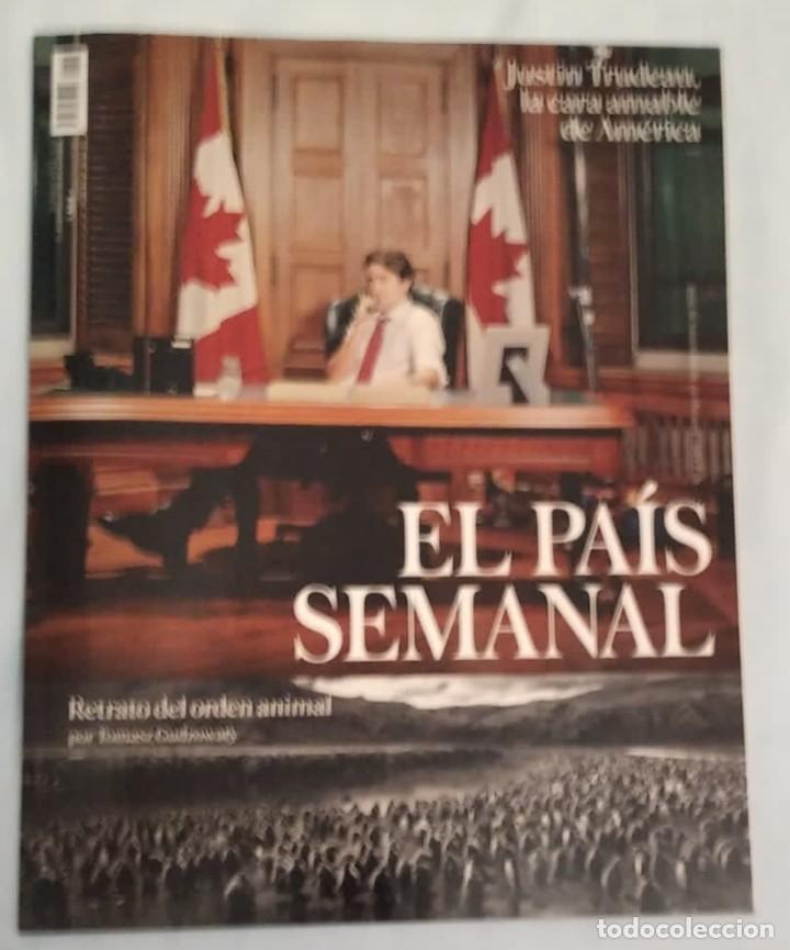 EL PAÍS SEMANAL. NÚMERO 2096 (Coleccionismo - Revistas y Periódicos Modernos (a partir de 1.940) - Periódico El Páis)
