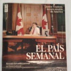 Coleccionismo de Periódico El País: EL PAÍS SEMANAL. NÚMERO 2096. Lote 227692725