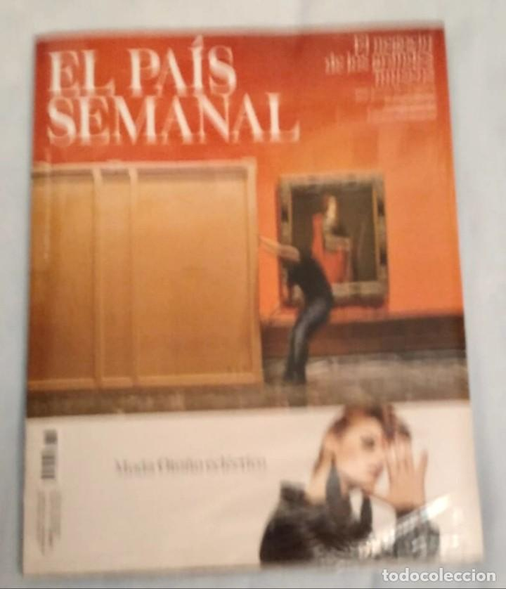 Coleccionismo de Periódico El País: El País semanal. Número 2088 2 Octubre 2016 - Foto 2 - 227693620