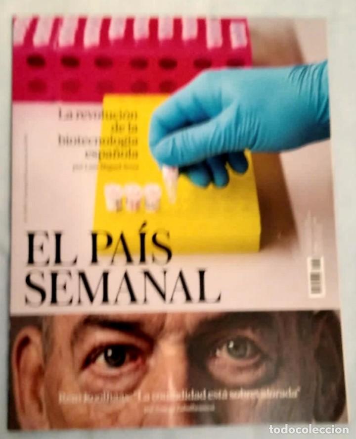 EL PAÍS SEMANAL. NÚMERO 2090 (Coleccionismo - Revistas y Periódicos Modernos (a partir de 1.940) - Periódico El Páis)