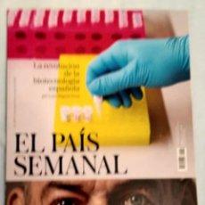 Coleccionismo de Periódico El País: EL PAÍS SEMANAL. NÚMERO 2090. Lote 227694575