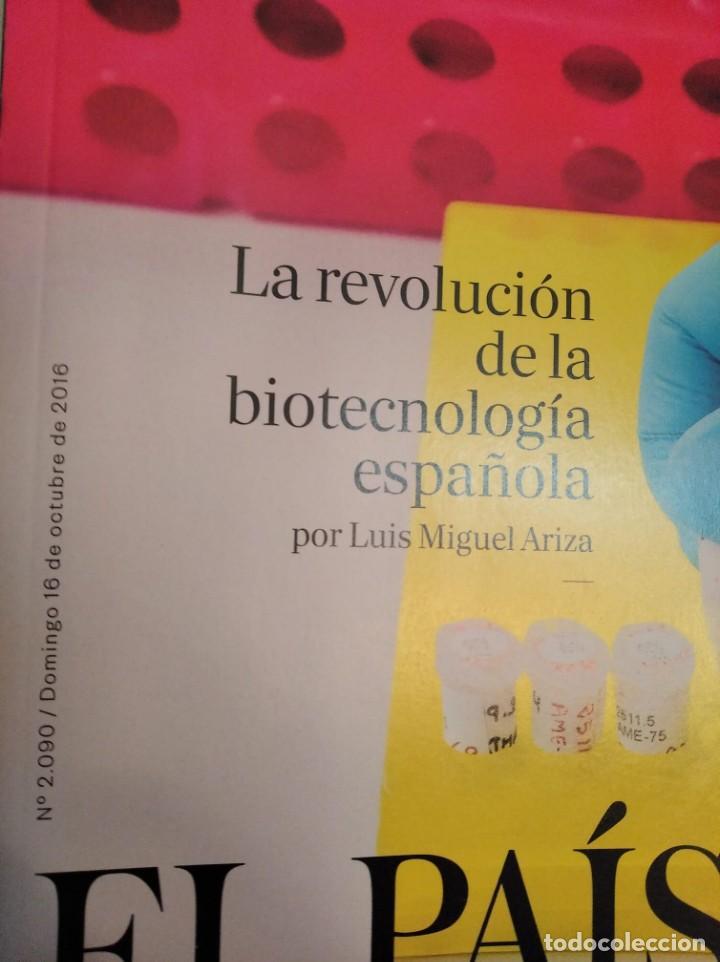 Coleccionismo de Periódico El País: El País semanal. Número 2090 - Foto 2 - 227694575