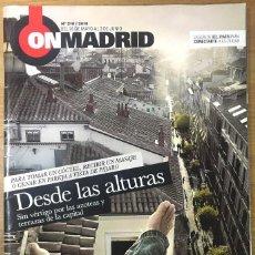 Coleccionismo de Periódico El País: ONMADRID - DESDE LAS ALTURAS - GUÍA DE EL PIS. Lote 229104595