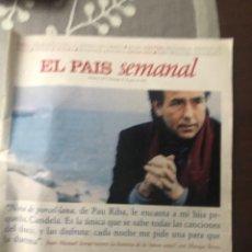 Coleccionismo de Periódico El País: EL PAÍS SEMANAL 1021 AÑO 1996. Lote 231094860