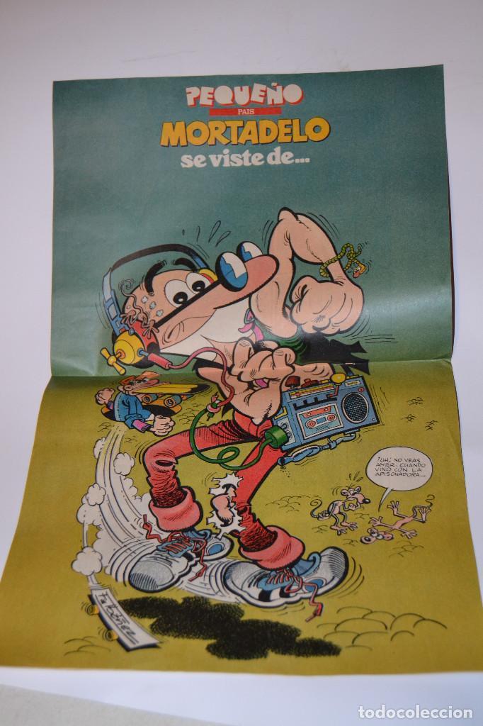 Coleccionismo de Periódico El País: PEQUEÑO PAIS - Foto 2 - 231922005