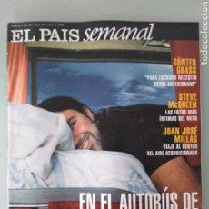 Coleccionismo de Periódico El País: EL PAÍS SEMANAL 1999. JARABE DE PALO. PAU DONÉS.. Lote 235466185